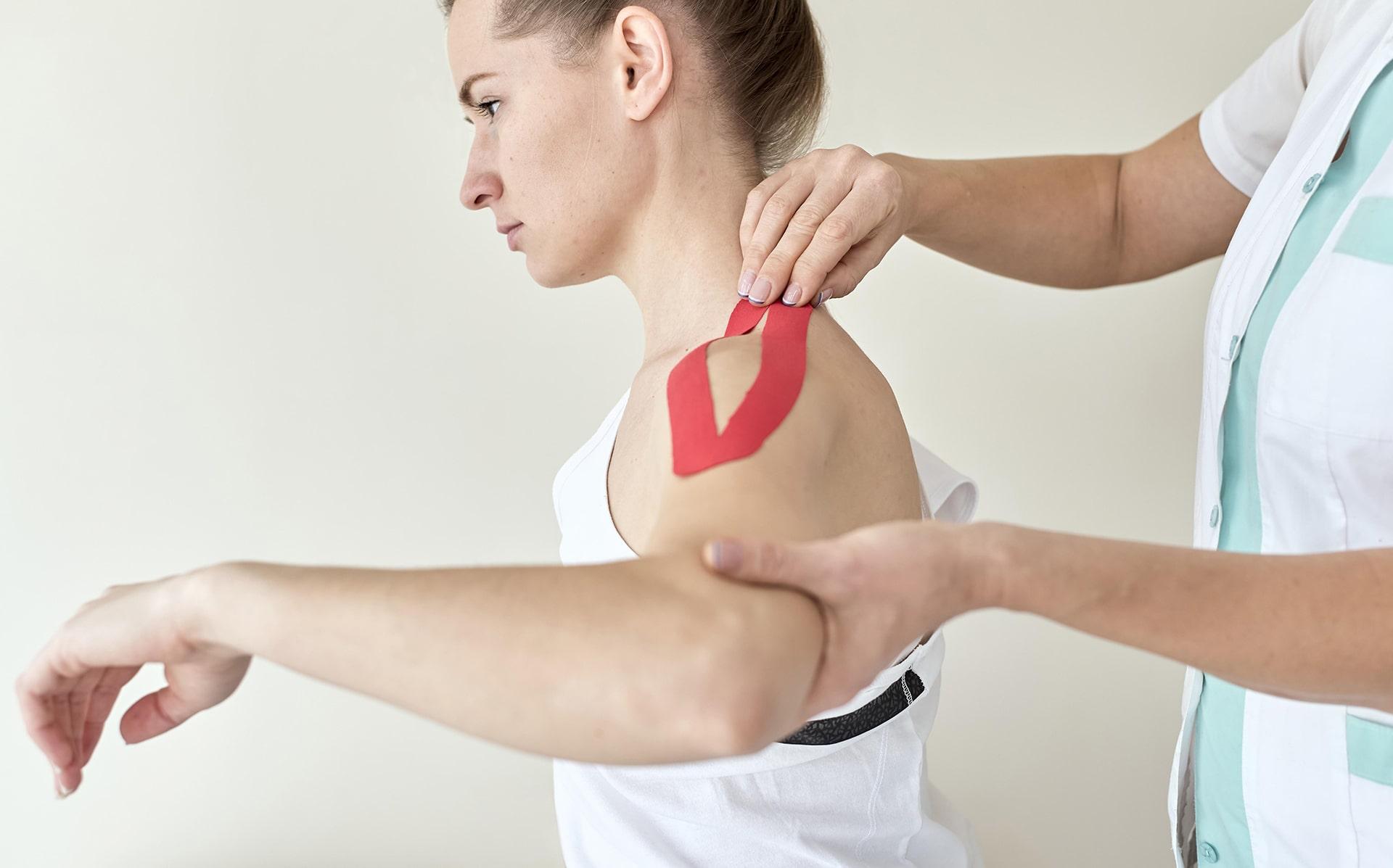 La cápsula del hombro